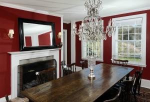 Renee-Zellwegers-Connecticut-house-dining-room