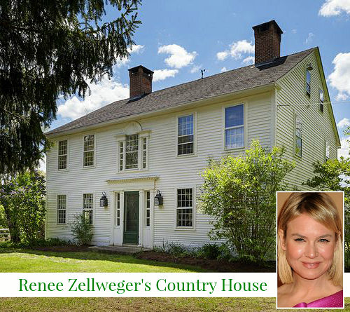 Renee-Zellwegers-Federal-Colonial-Farmhouse-For-Sale-in-Connecticut